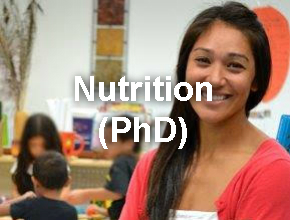 Nutrition phd candidate