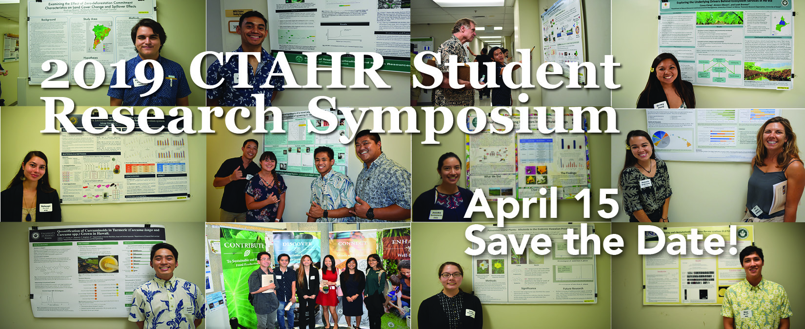Student Research Symposium 2.0